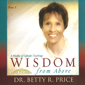 Image of Wisdom from Above Part 1 CD Pkg