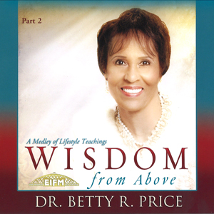 Image of Wisdom from Above Part 2 CD Pkg