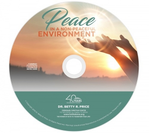 Image of Peace in a Non-Peaceful Environment CD