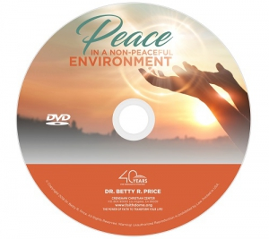 Image of Peace in a Non-peaceful Environment DVD