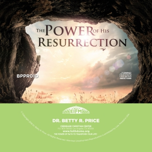Image of The Power of His Resurrection CD