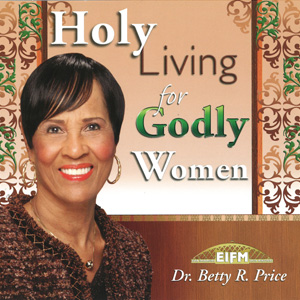 Image of Holy Living For Godly Women 2CDS