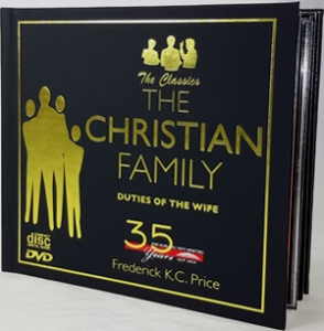 Image of The Christian Family - Duties of the Wife  CD/DVD
