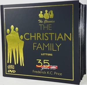 Image of The Christian Family - Letters CD/DVD Pkg
