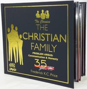 Image of The Christian Family -  Problem Areas Communication & Honesty CD/DVD Pkg