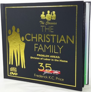 Image of The Christian Family - Problem Areas Division Labor in the Home CD/DVD Pkg