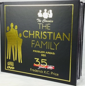 Image of The Christian Family - Problem Areas Sex CD/DVD Pkg