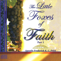 Image of The Little Foxes of Faith Pt 1