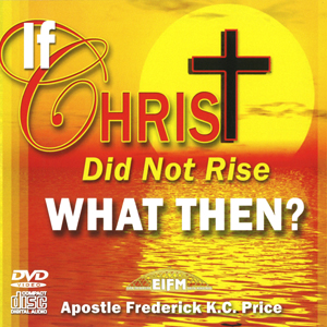 Image of If Christ Did Not Rise, What Then? CD/DVD Pkg