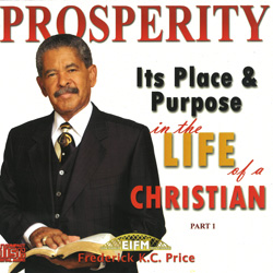 Image of Prosperity Place & Purpose Pt1
