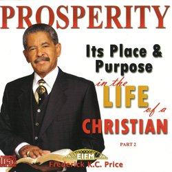 Image of Prosperity Place & Purpose Pt2