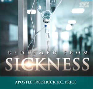Image of Redeemed From Sickness 4-CDS
