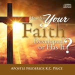 Image of How Has Your Faith Developed,Or Has It?