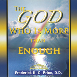 Image of God Who Is More Than Enough