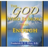 Image of  The God Who Is More Than Enough, Part 1 MP3