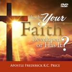 Image of How Has Your Faith Developed, Or Has It?