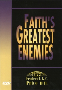 Image of Faith's Greatest Enemies DVD