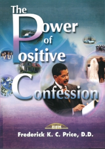 Image of The Power Of Positive Confession 10-DVD Pkg
