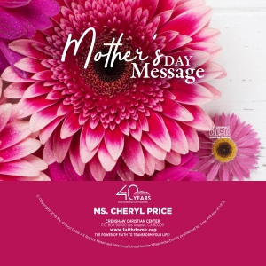 Image of A Mother's Day Message CD