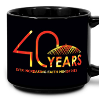 Image of EIF's 40 Year Commemorative Cup