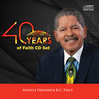 Image of 40 Years of Faith (12-CDS)