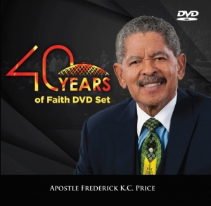 Image of 40 Years of Faith 6-DVD Set