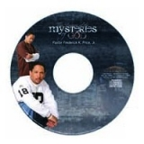 Image of The Purpose Of The Mysteries Of God CD