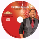 Image of The Christmas Message CD - By Pastor Frederick Price, Jr.