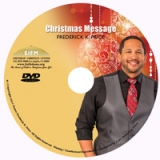 Image of The Christmas Message DVD