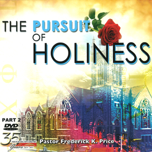 Image of The Pursuit Of Holiness Pt. 2 10-DVD