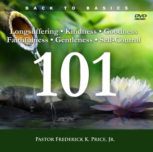 Image of LONGSUFFERING, KINDNESS 101 (7-DVD)
