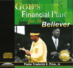 Image of God's Financial Plan For The Believer 4CD Set
