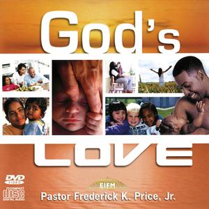 Image of God's Love 2-CD/1-DVD Set