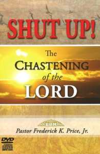 Image of Shut Up! The Chastening Of The Lord CD/DVD Set