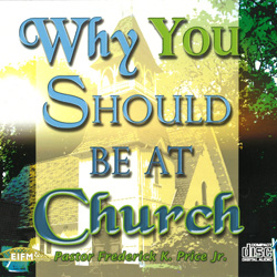 Image of Why You Should Be At Church - CD Set