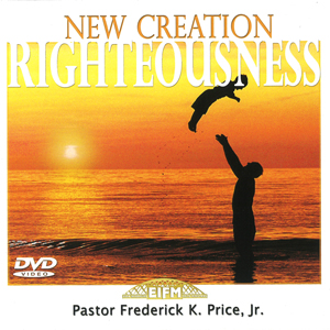 Image of New Creation Righteousness DVD