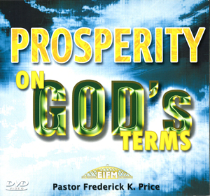 Image of Prosperity on God Terms DVD Set