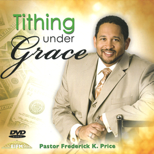 Image of Tithing Under Grace 3 DVDS