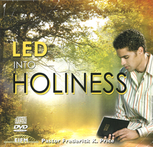 Image of Led Into Holiness CD/DVD Pkg