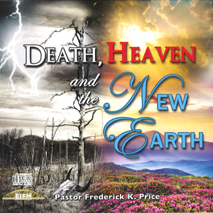 Image of Death,Heaven and the New Earth CD