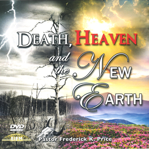 Image of Death, Heaven and the New Earth DVD