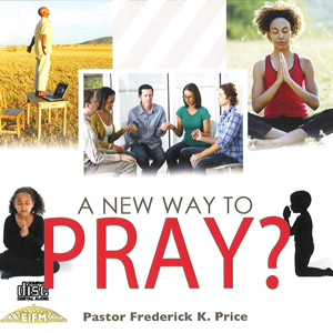 Image of A New Way to Pray? CD