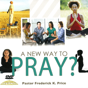 Image of A New Way to Pray? DVD