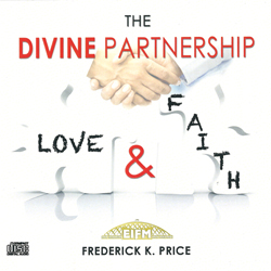 Image of The Divine Partnership: Love & Faith CD