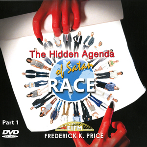 Image of The Hidden Agenda of Satan RACE 10DVD Series Pt 1