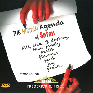 Image of The Hidden Agenda of Satan Intro 5DVDs