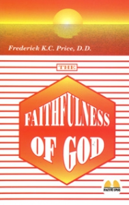 Image of The Faithfulness Of God Bk