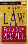 Image of A New Law For A New People