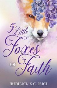 Image of Five Little Foxes Of Faith Bk