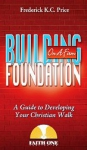Image of Building On A Firm Foundation - Free Book Offer